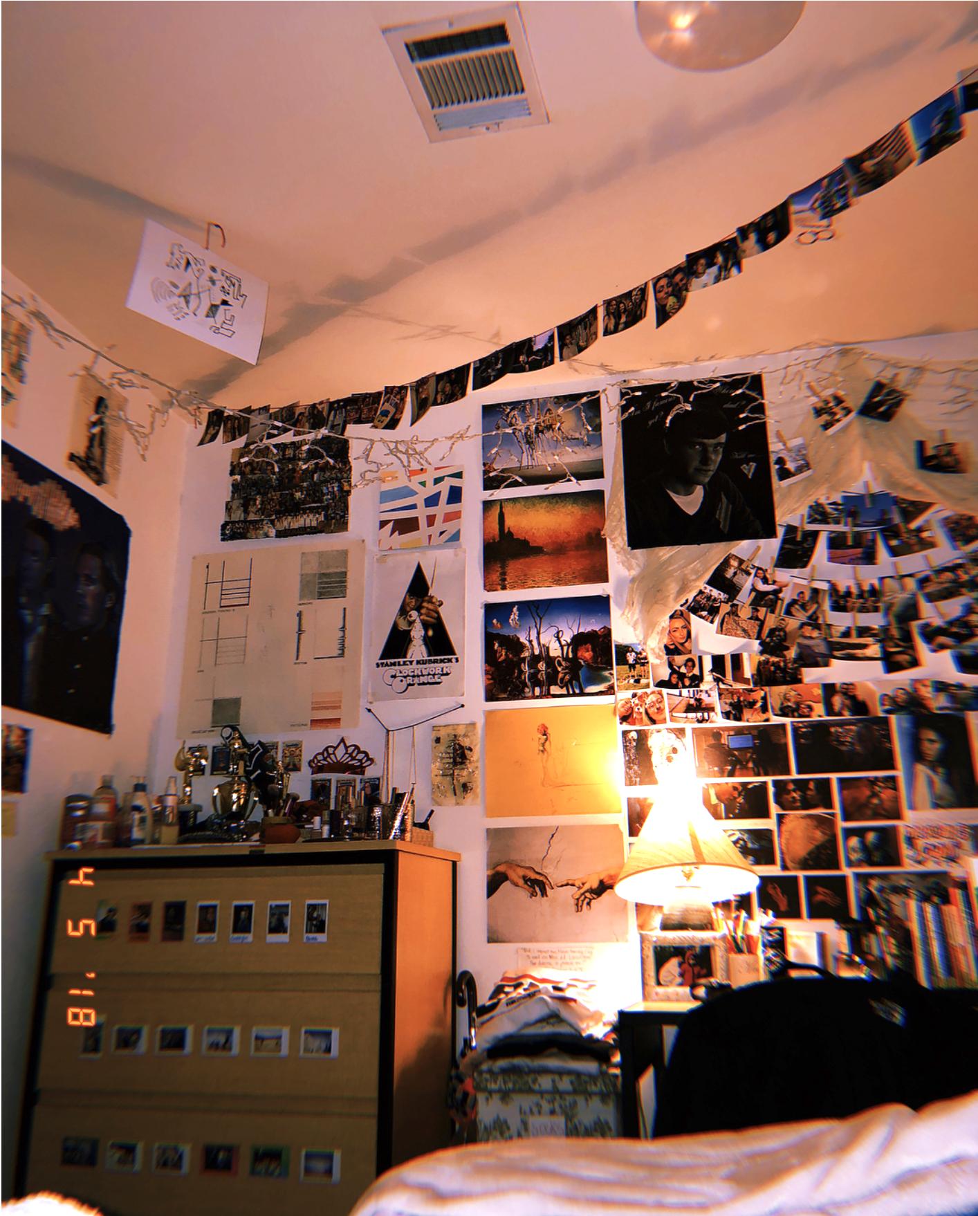 Urban Retro Vintage Bedroom Novocom Top