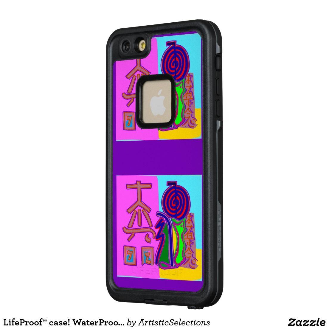 LifeProof® case! WaterProof, DirtProof  DropProof, LifeProof® FRĒ® iPhone 6/6s Plus Case