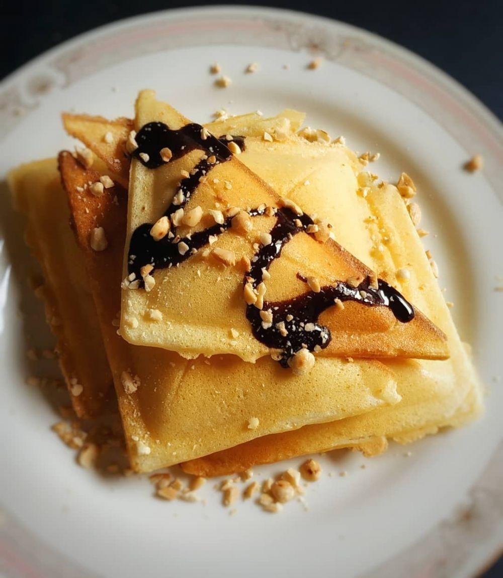 12 Resep Dan Cara Membuat Waffle Enak Dan Lembut Instagram Alfilianurprimal Kumpulanresepmasak Waffle Resep Resep Roti