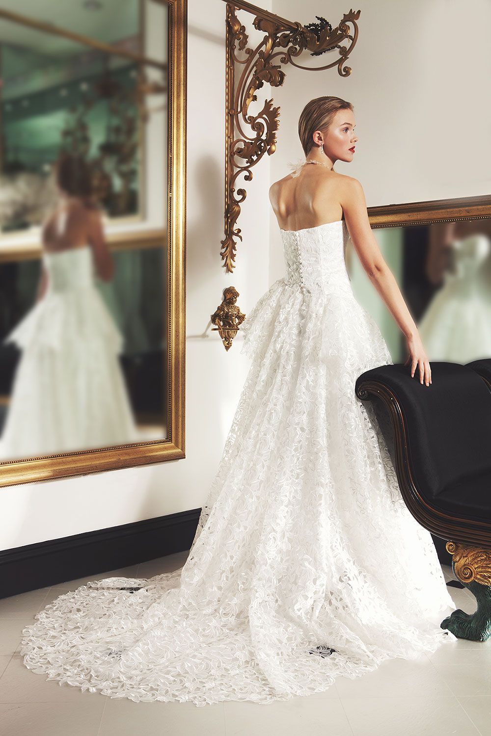 Designer Wedding Dresses, Gowns | London | Couture Dresses ...