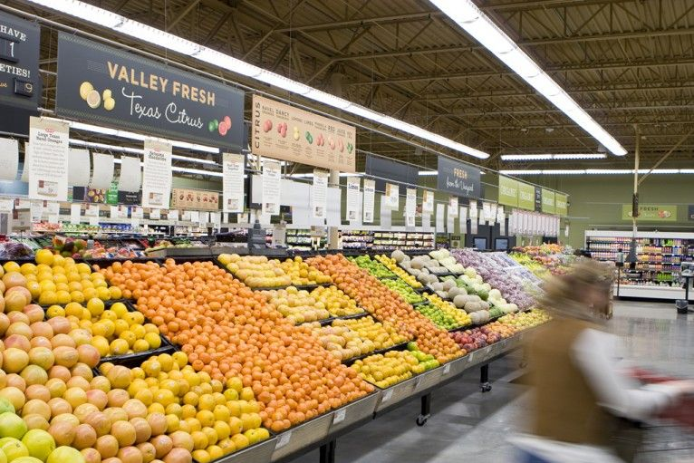 HEB_Branded_Environment_Produce Heb grocery, Grocery