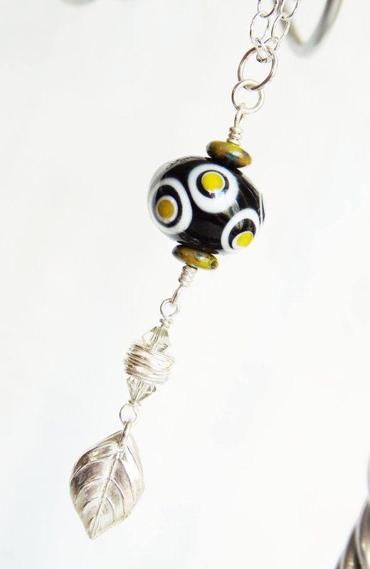 Autumn Surprise Necklace -SOLD-