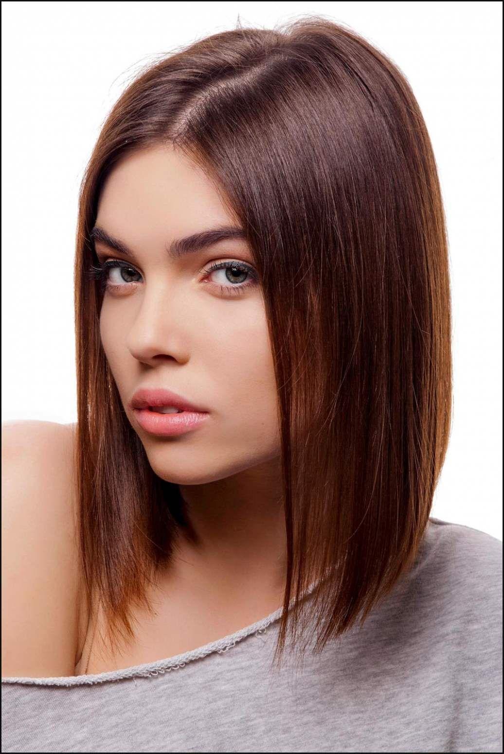 Long Bob Frisur Einfache Frisuren Hair Pinterest Hair Hair