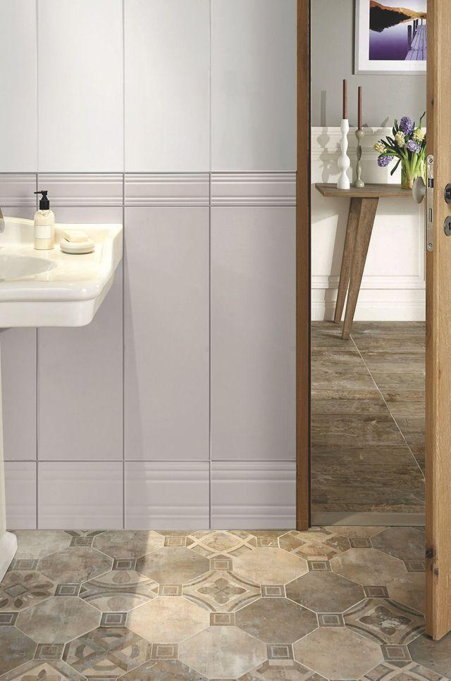 Carreaux et carrelage dans la salle de bains : 7 idées | Les ...