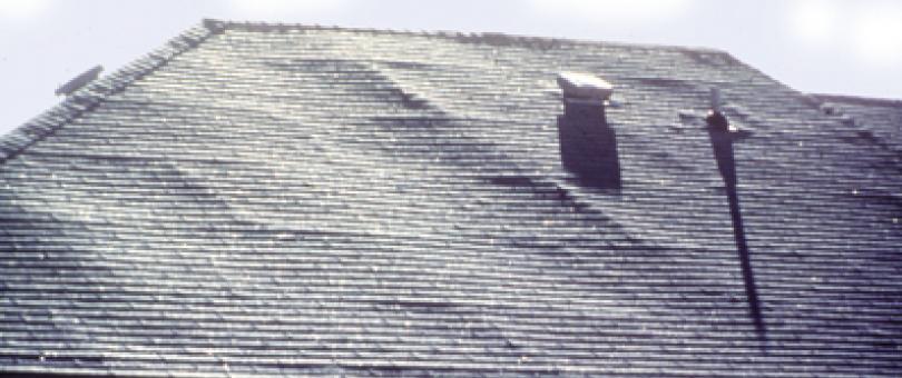 Roof Repair For Buckling Roofs Roof Repair Roof Sheathing Roof
