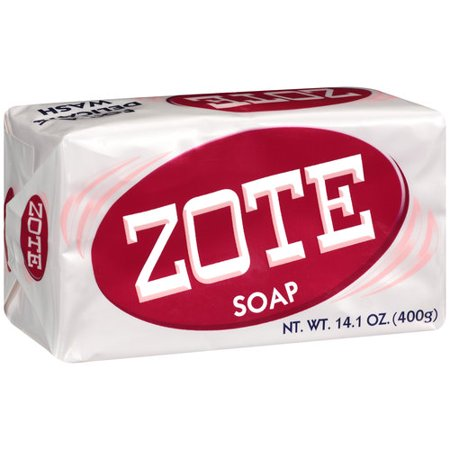 Household Essentials Zote Soap Soap Bar Soap