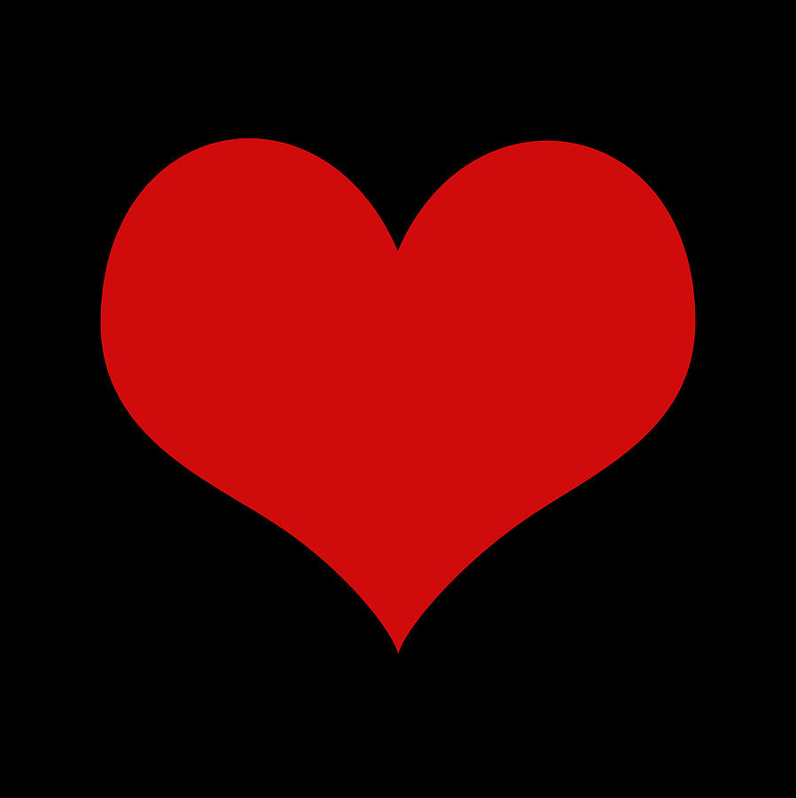 Pin By Alaina Wieler On Cool Pics Red And Black Background Heart Shapes Heart Wallpaper