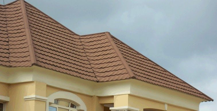 Home Roofing Tiles Nigeria Metrotile Nigeria Limited Home Facebook Roofing Styles In Nigeria Steemit Types Of House Roo In 2020 House Roof Design House Roof Roofing