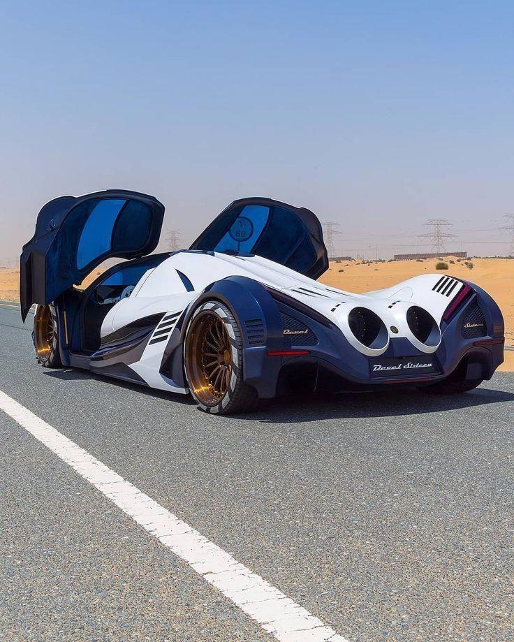 Devel Sixteen CarsandMotorcycles
