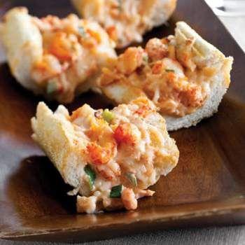 Cajun Crawfish Bread - Louisiana Cookin