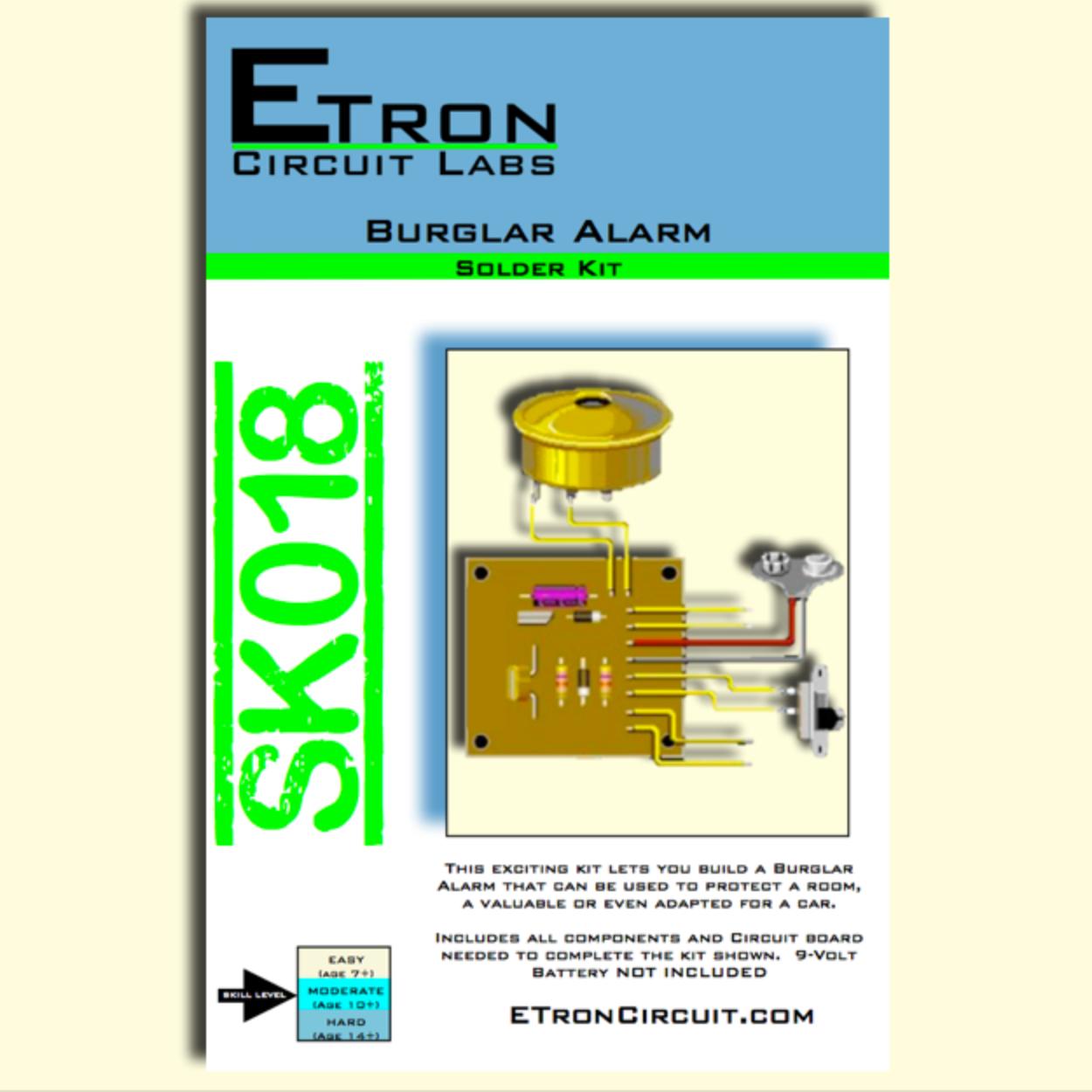 Burglar Alarm Kit
