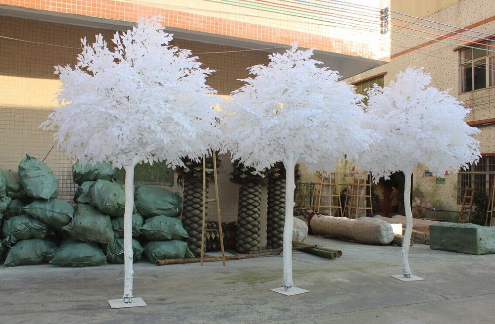 High Quantity White Dry Tree Branches For Wedding Centerpiece ...