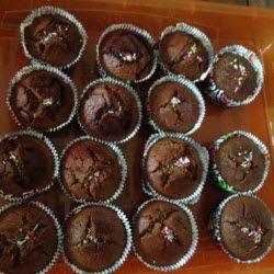 Vegane Himbeer Schoko Muffins @ de.allrecipes.com