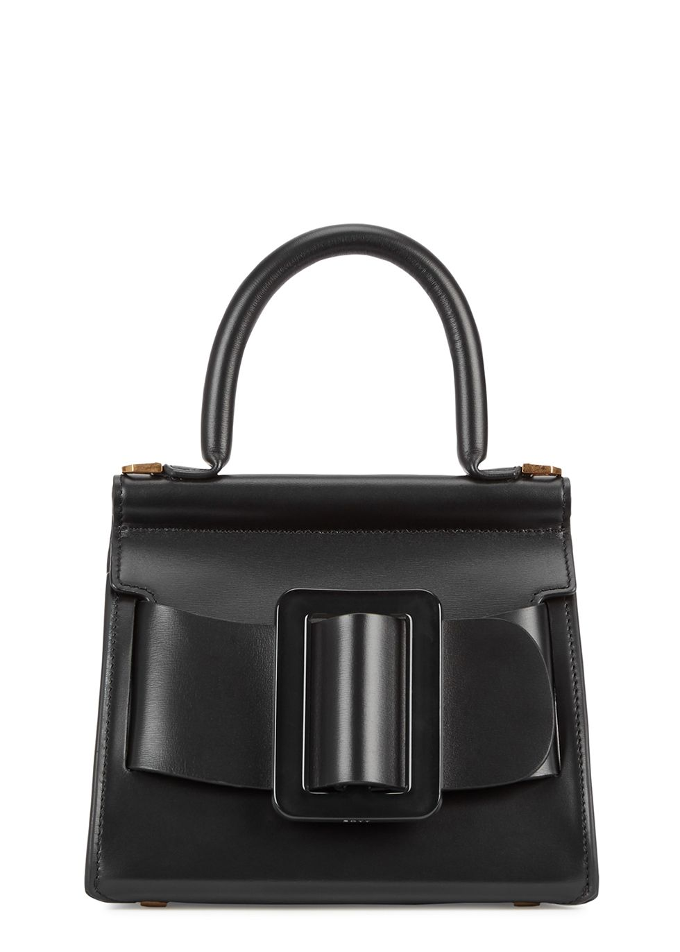 Karl 19 black leather cross-body bag - Boyy USD 844.17  4cbf4797685d8