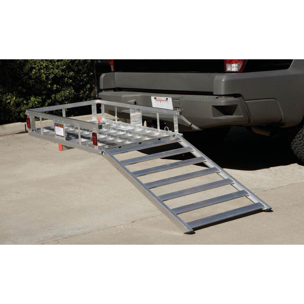 5000 lb. Step Bumper Receiver in 2020 Bumper hitch