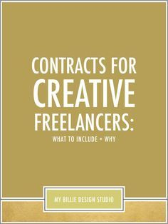 While I'm not a lawyer or someone who has much legal experience in any way,  I dohave almost five years of client project success to back up how I  create and handle contracts for my design services.  What's significant about my approach is that the contract terms are short  and easy for my cl