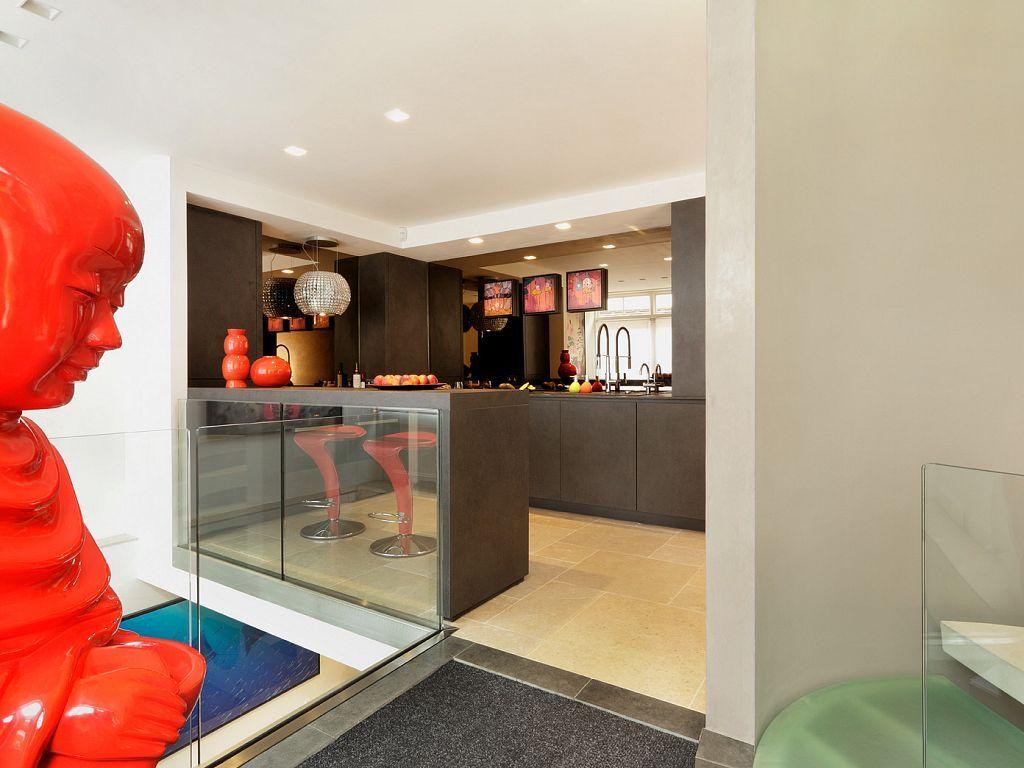 Best Lava Grey Kitchen With Miele Appliances Stylish Kitchen 400 x 300