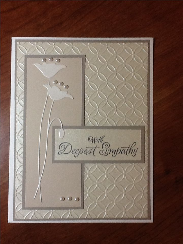 Good Card Making Ideas Sympathy Part - 9: Image Result For Memory Box Dies Card Making Ideas