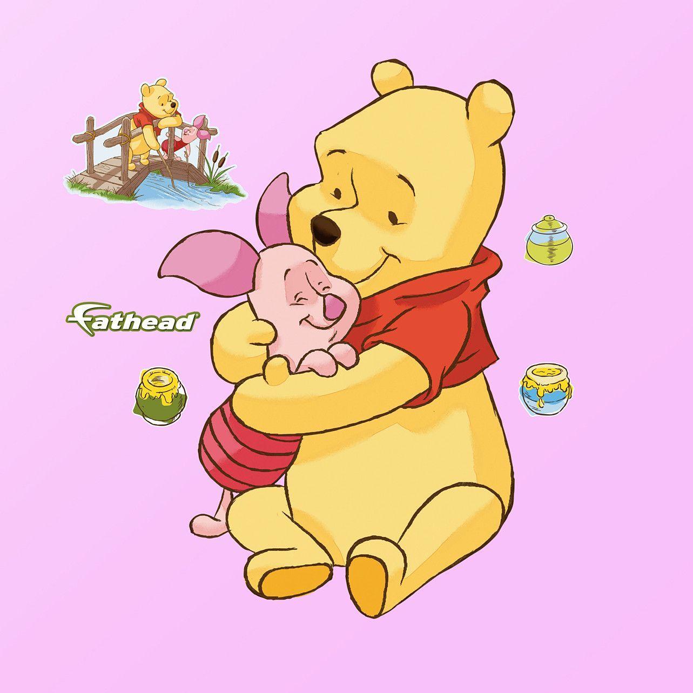 Disney Winnie The Pooh Wall Decal | winnie the pooh | Pinterest ...