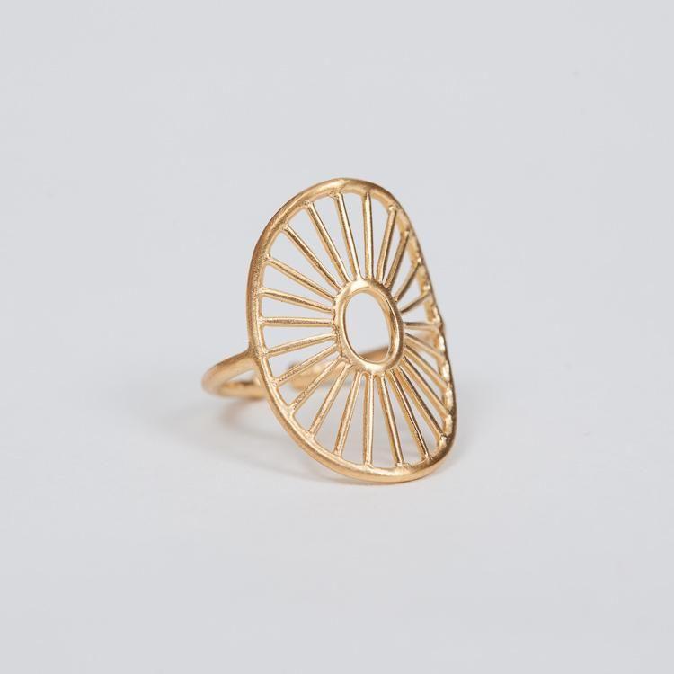 6a5772cf0d5 Pernille Corydon Daylight Gold Ring in 2019 | Korut | Gold rings ...