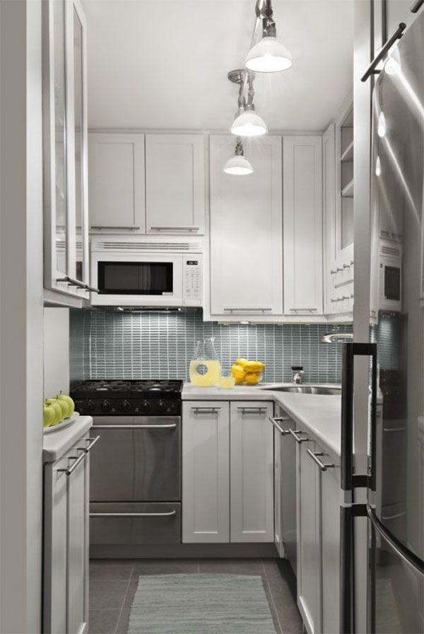 Amusing Small Kitchen Design Idea Also Track Lighting Ideas Plus