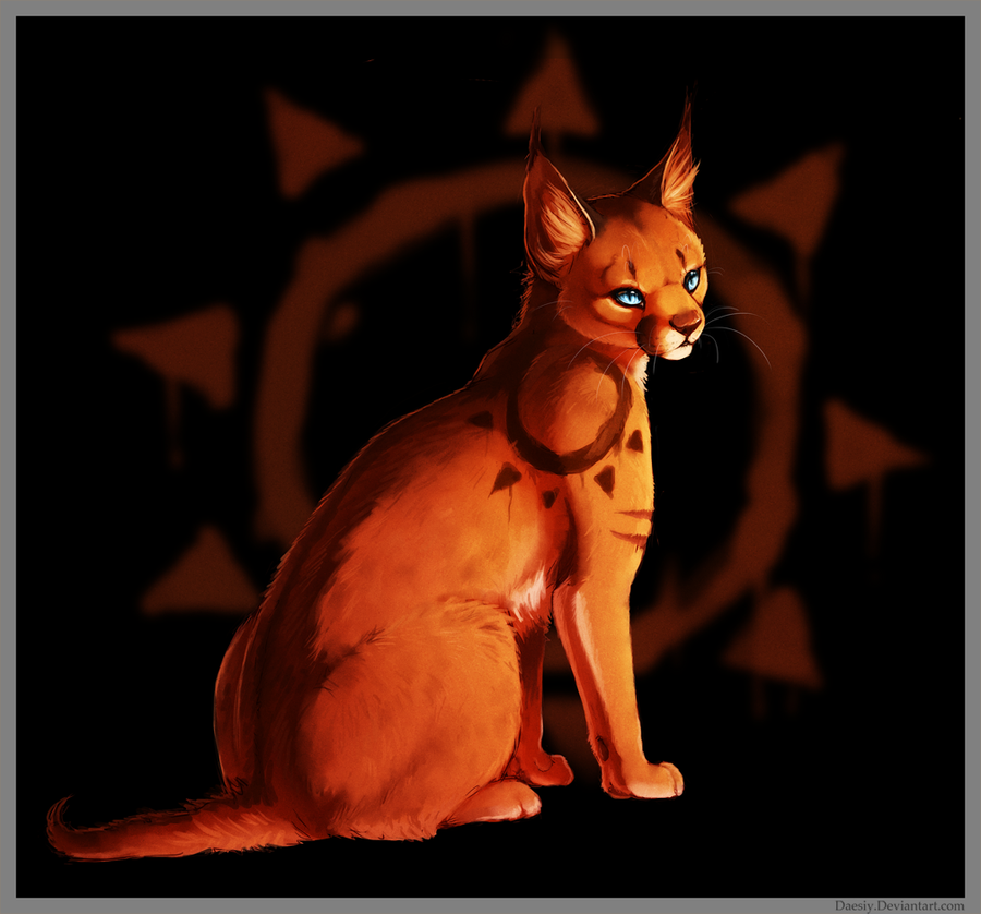 Stained By Daesiy On Deviantart Big Cats Art Cat Art Warrior Cat