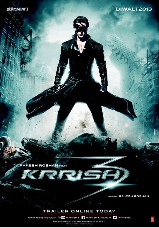 Movie Review Krrish 3 Krrish Movie Krrish 3 Bollywood Movie