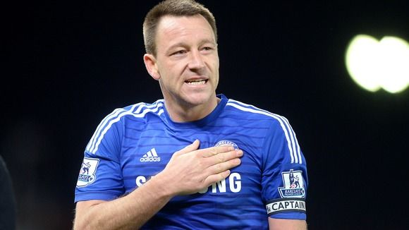 Terry: Manchester United has entered title race
