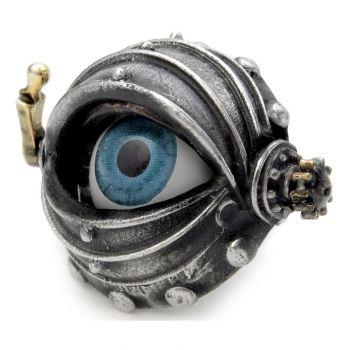 Alchemy Gothic Automatons Eye Ring - R178