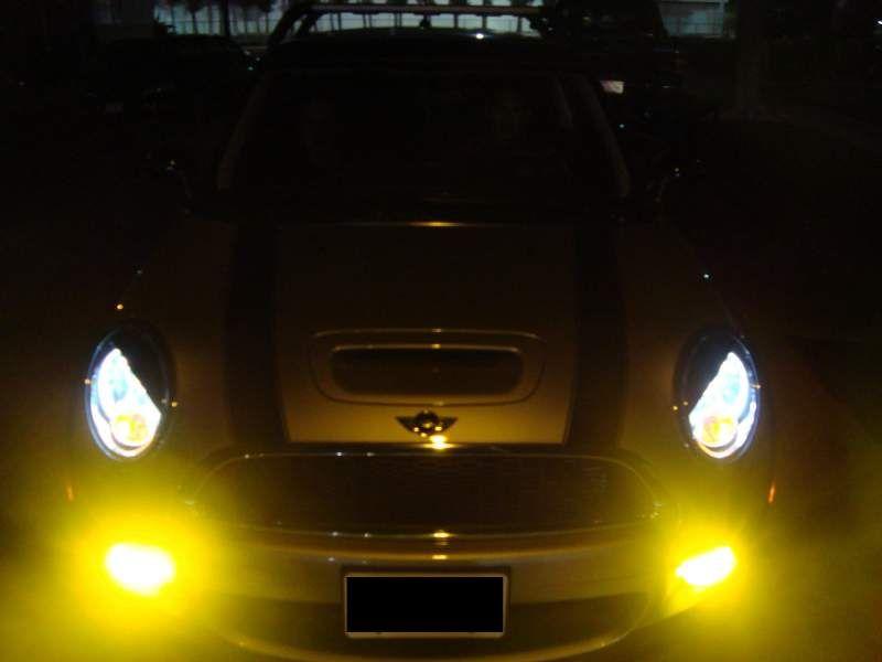 headlights eyelids/eyebrows - MINI Cooper Forum | Charming ...