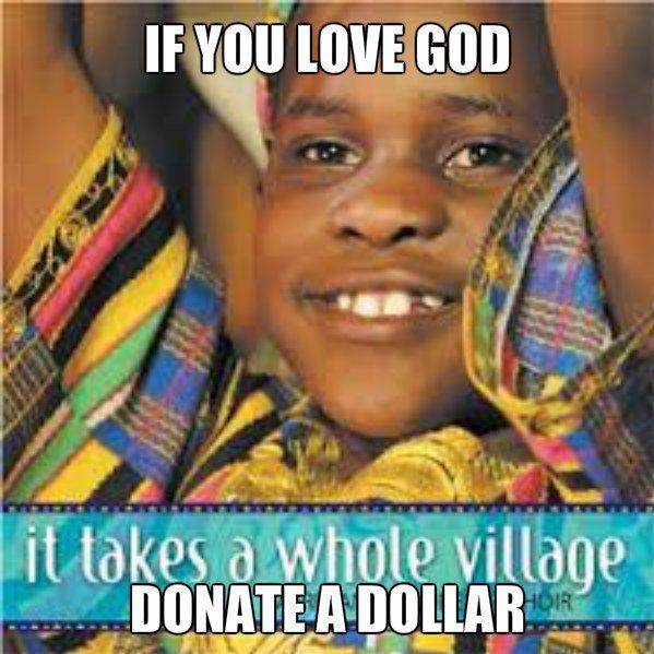 Donate,, Send A Prayer,, Send A Message.......