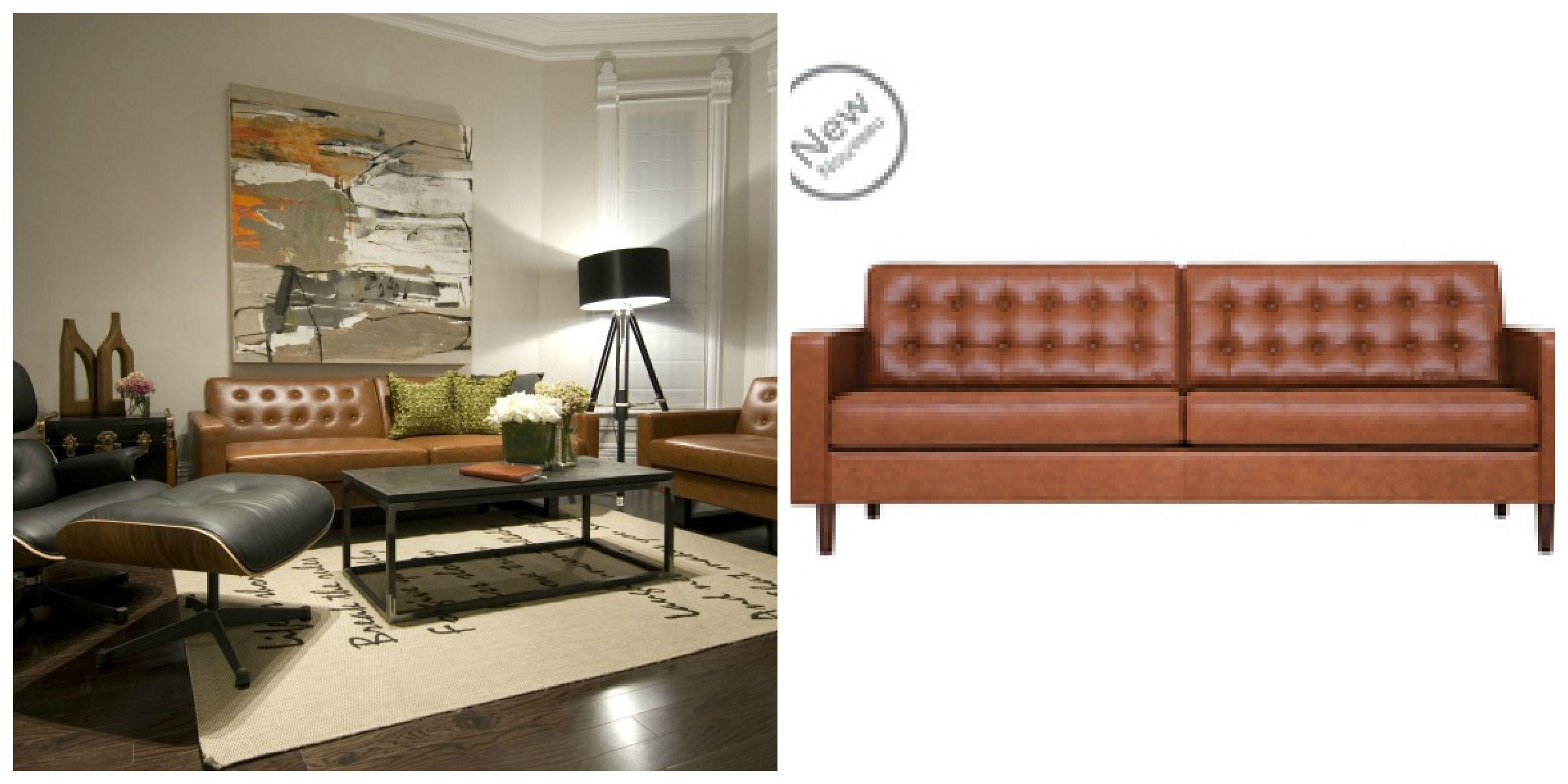 Eileen Quigg Furniture Reverie Sofa Featured In Season 6 Susan Jeff S Http Www Eq3 Com Furniture Condo Furniture Furniture Reviews