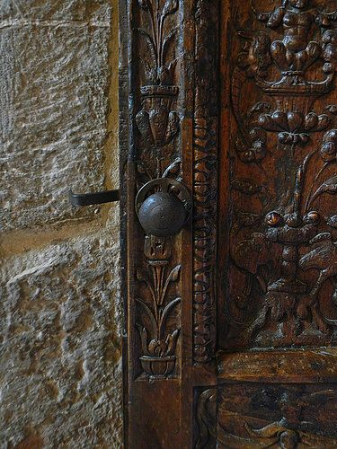 Gentil Spanish Door Knob