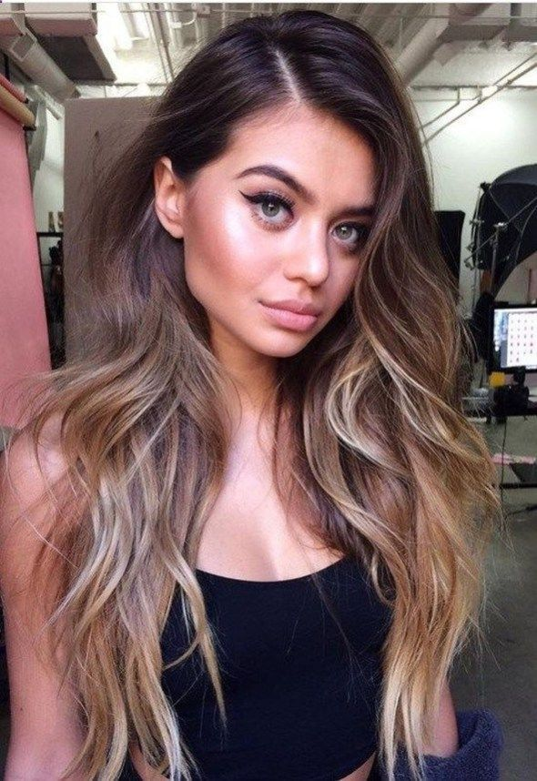 50 Gorgeous Fall Hair Color For Brunettes Ideas Women Haircut