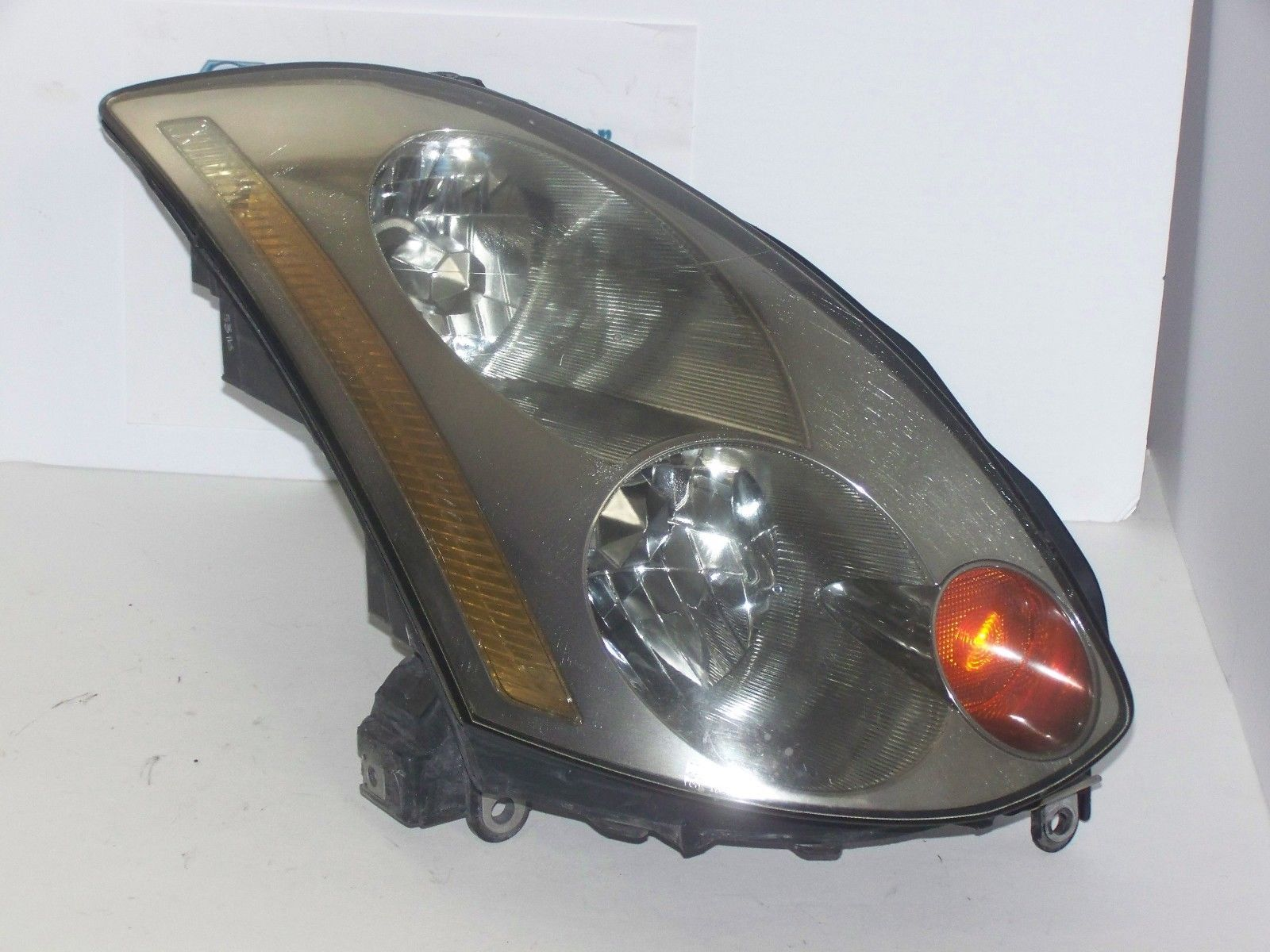 medium resolution of 03 05 infiniti g35 coupe convertible hid headlight assembly right rh oem rightchoiceharbor