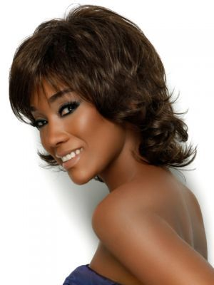 African American Medium Length Hairstyles For Curly Hair 2