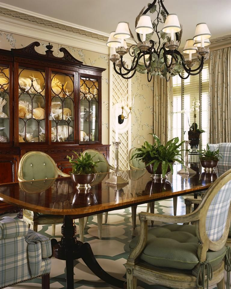 Elegant Dining Room, Elegant Dining, Dining Room Decor