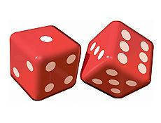 Beautiful Giant Inflatable Dice