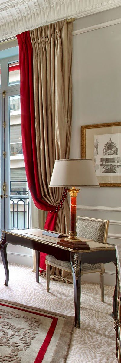 Beautiful French Style Window Treatments Part - 6: French Style More