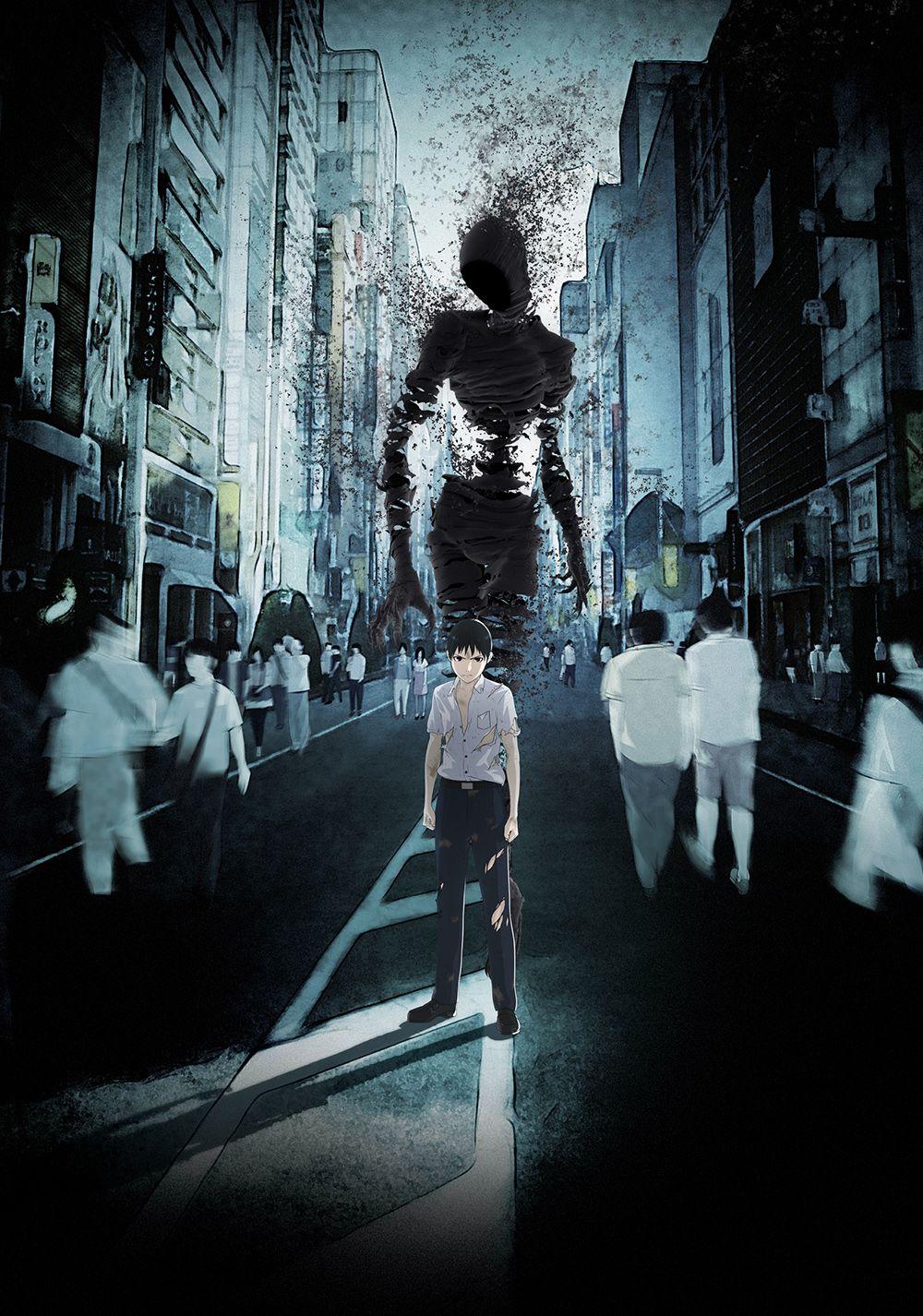 Ajin DemiHuman (With images) Ajin anime, Ajin, Anime films