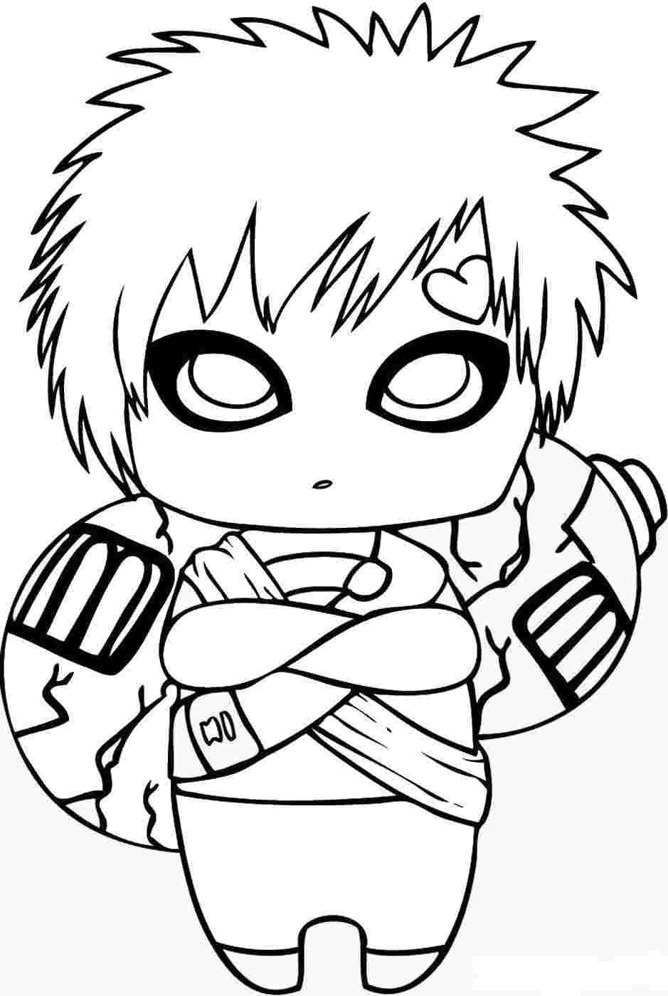 Naruto Coloring Pages That Are Printable In 2020 Naruto Drawings Anime Chibi Chibi Drawings