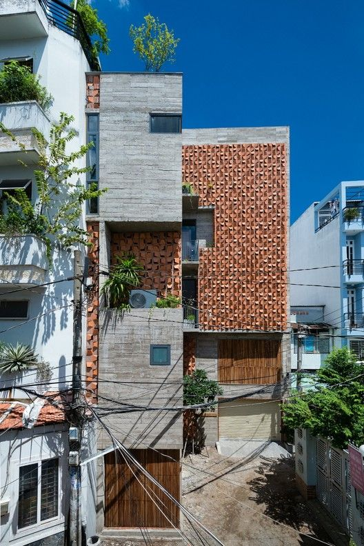 Chi House / G+ Architects | Architects, Façades and Architecture