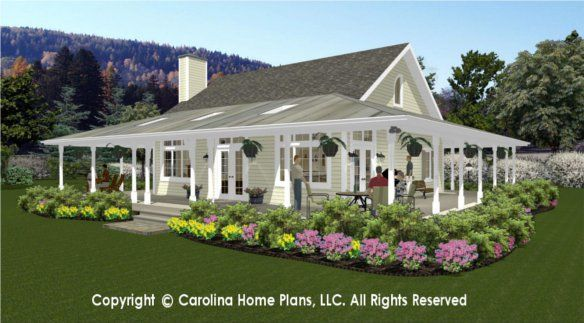 Pin By Teresa Bogle Deckard On Small Is Great Country Cottage House Plans 3d House Plans House Plans