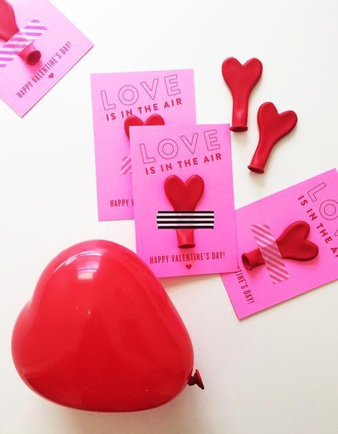 10 Cartes De St Valentin Originales A Faire Soi Meme Carte Saint