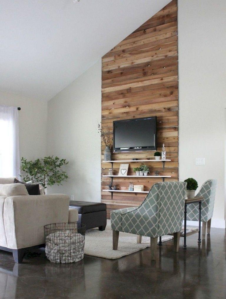 49 Majestic Rustic Apartment Living Room Decor Ideas