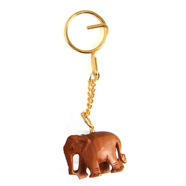 Wooden Elephant Corporate Gifts Supplier Marble Handicrafts