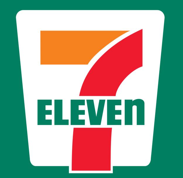 la n en el logo de 7 eleven es la aonica letra que aparece en minaoscula 15 pequea as cosas que jamas haba as notado