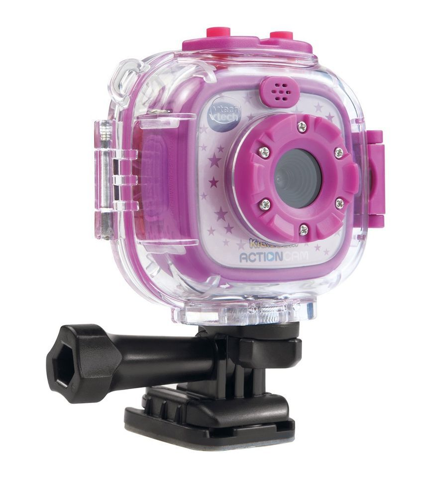 Vtech Kidizoom Action Cam HD And Camera Photo Video Interactive Xmas Gift Toy