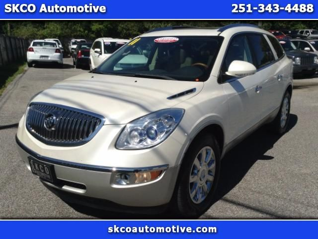 Used 2011 Buick Enclave Cxl 2 Fwd For Sale In Mobile Al 36608 Skco Automotive Buick Enclave Automotive Used Cars