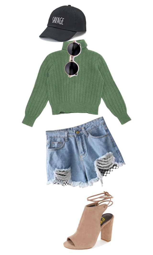 """Untitled #512"" by grassgrvsk ❤ liked on Polyvore featuring Yves Saint Laurent and SO"